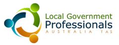 Local Government Professionals Australia Tasmania Logo